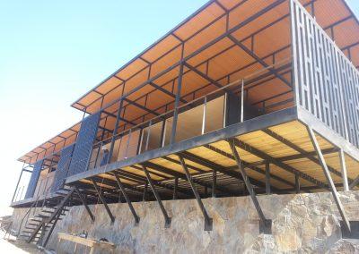 Construccion Cabaña en Rapel