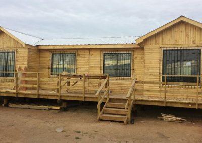 Construcción e Instalación de Protecciones para ventanas